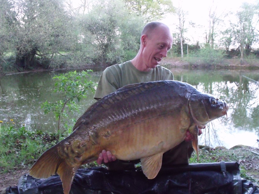 Tall Trees 36lb 5oz